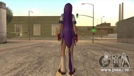 Ikkanu für GTA San Andreas dritten Screenshot