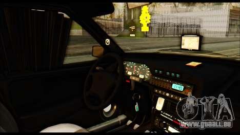 2114 pour GTA San Andreas vue arrière