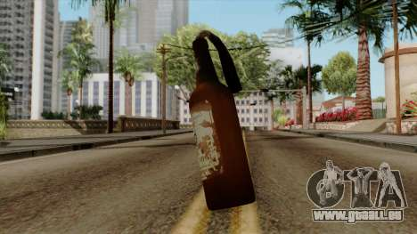 Original HD Molotov Cocktail pour GTA San Andreas