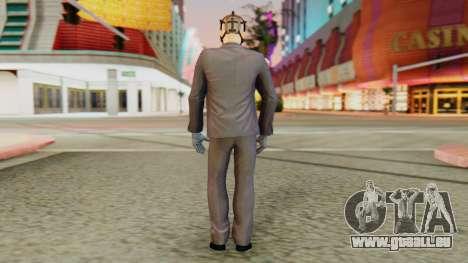 [PayDay2] Hoxton pour GTA San Andreas troisième écran