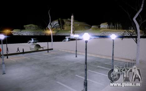 New Santa Maria Beach für GTA San Andreas achten Screenshot