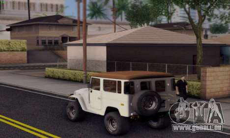 Inul ENB für GTA San Andreas dritten Screenshot