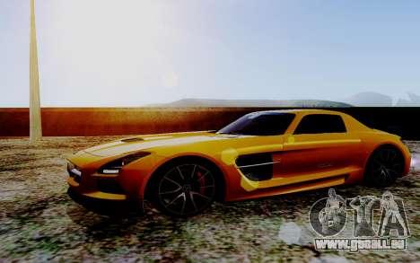 ENB Series HQ Graphics v2 für GTA San Andreas siebten Screenshot