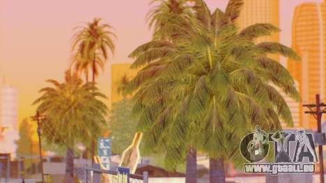 Thunderbolt ENB For Low PC pour GTA San Andreas