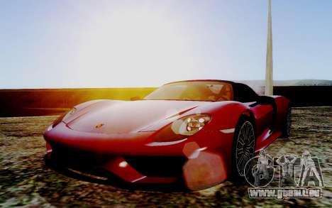 ENB Series HQ Graphics v2 für GTA San Andreas dritten Screenshot