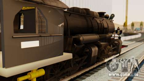 CC5019 Indonesian Steam Locomotive v1.0 pour GTA San Andreas vue de droite