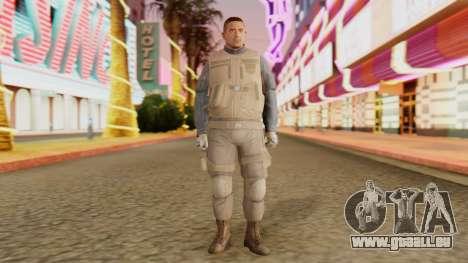 [GTA5] BlackOps1 Army Skin Desert pour GTA San Andreas deuxième écran