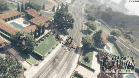 GTA 5 Realistic rocket pod 2.0 dixième capture d'écran