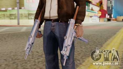 IMI Uzi v2 SA Style für GTA San Andreas dritten Screenshot