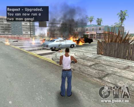 Blood Effects für GTA San Andreas sechsten Screenshot