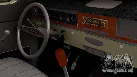 GAZ 24-95 pour GTA San Andreas vue de droite