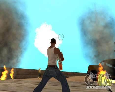 HQ Effects and Sun Final Version für GTA San Andreas siebten Screenshot