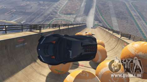 GTA 5 Race the balls v1.2 septième capture d'écran