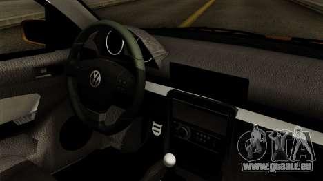 Volkswagen Golf 2004 Edit für GTA San Andreas rechten Ansicht