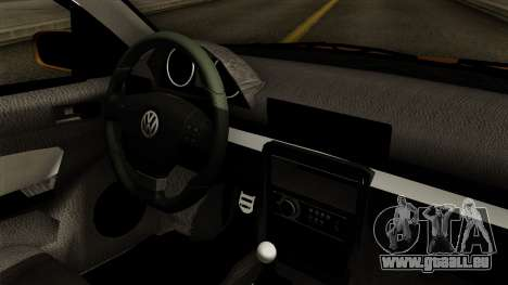 Volkswagen Golf 2004 Edit pour GTA San Andreas vue de droite