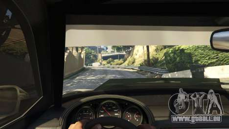 GTA 5 Realistischer Geschwindigkeit Auto 1.3 zweite Screenshot