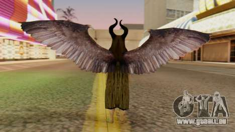 Malefica Child für GTA San Andreas dritten Screenshot