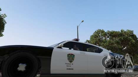 GTA 5 Raccoon City Vehicles dritten Screenshot