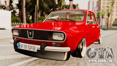 Dacia 1300 GFB v2 für GTA San Andreas
