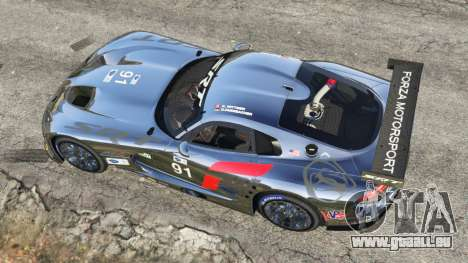 Dodge Viper GTS-R SRT 2013 [Beta] pour GTA 5