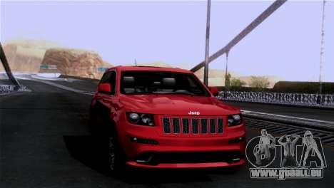 Roads Full Version LS-LV-SF pour GTA San Andreas quatrième écran