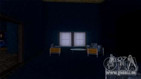 Reprojeter l'intérieur du manoir de MADD Dogg pour GTA San Andreas septième écran