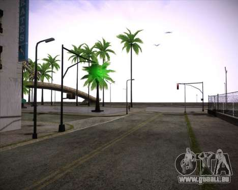 Professional Graphics Mod 1.2 für GTA San Andreas her Screenshot