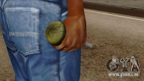 Original HD Grenade für GTA San Andreas dritten Screenshot