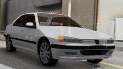 Peugeot 406 sedan pour GTA San Andreas