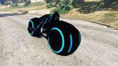 Tron Bike blue