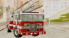 SAFD Fire Lader Truck