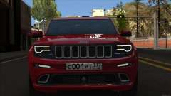 Jeep Grand Cherokee SRT8 für GTA San Andreas