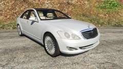 Mercedes-Benz S500 W221 v0.3 [Alpha]