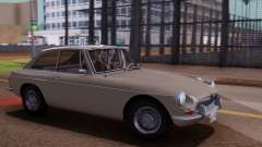 MGB GT (ADO23) 1965 FIV АПП