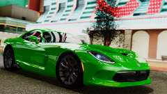 Dodge Viper SRT GTS 2013 IVF (MQ PJ) No Dirt