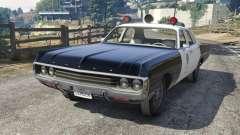 Dodge Polara 1971 Police v3.0