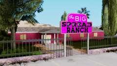 De nouvelles textures du club à Las Venturas