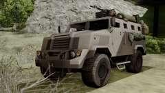 SPM-3 from Battlefiled 4