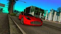 Aston Martin One-77 für GTA Vice City