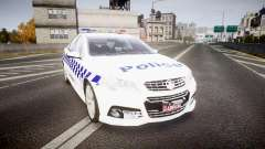 Holden VF Commodore SS NSW Police [ELS]