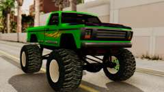 Monster New Texture für GTA San Andreas