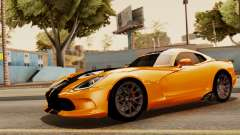 Dodge Viper SRT GTS 2013 IVF (HQ PJ) No Dirt