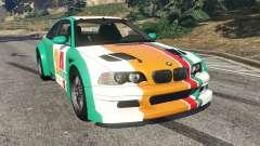 BMW M3 GTR E46 PJ3