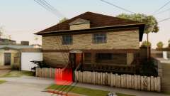 New House for CJ pour GTA San Andreas