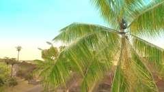 Des palmiers à partir de Crysis