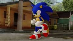Sonic the Hedgehog HD pour GTA San Andreas