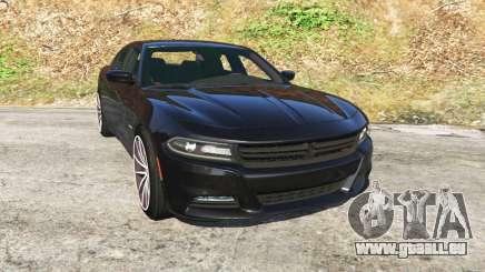 Dodge Charger RT 2015 v0.5 pour GTA 5