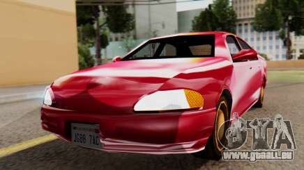 GTA 3 Kuruma SA Style pour GTA San Andreas