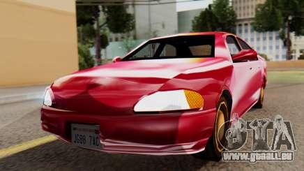 GTA 3 Kuruma SA Style für GTA San Andreas