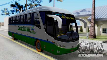 Marcopolo Bus Caribbean Travel pour GTA San Andreas